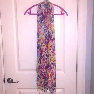 3/$10 ✨ Colorful & Lightweight Lands' End Scarf ✨